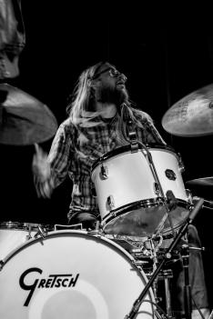 The Peach Kings 2016-01-10, Phx, AZ-Drummer-017